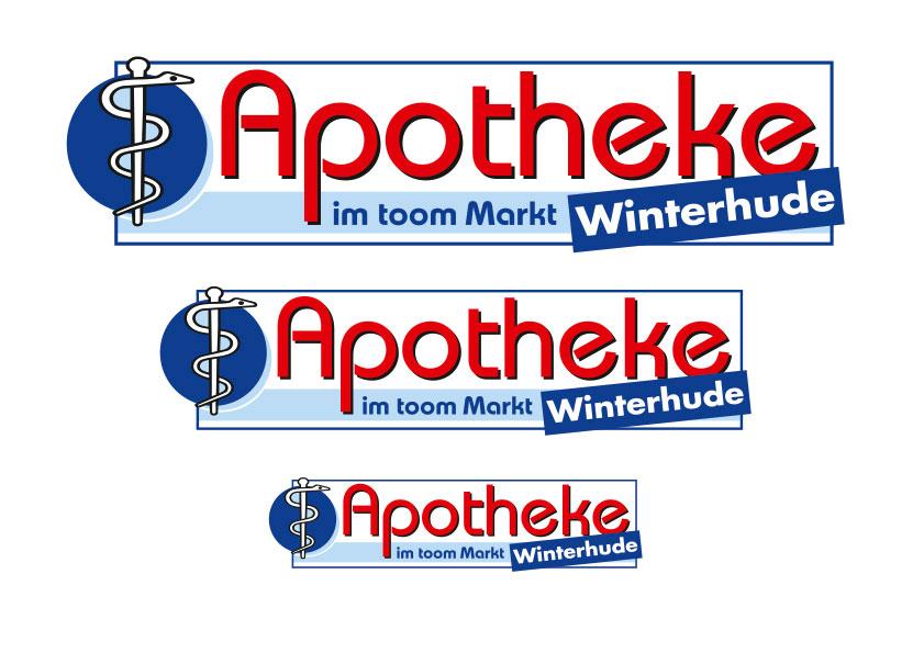 Logo für Apotheke im toom Markt Winterhude, Hamburg