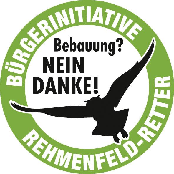 Logo für die Bürgerinitiative Rehmenfeld-Retter, Pinneberg