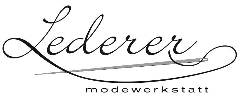 Logo für Lederer Modewerkstatt, Pinneberg