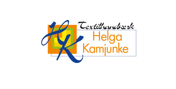 Logo für Textilhandwerk Helga Kamjunke, Pinneberg