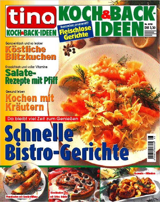 tina Koch- und Back-Ideen
