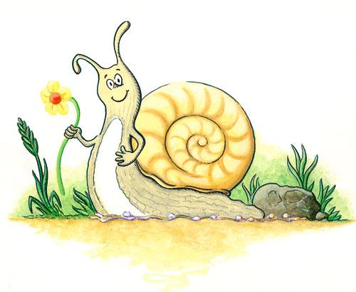 Kinderbuch-Illustrationen