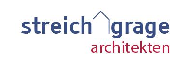 Logo-Relaunch (Alternativ-Vorschlag), streich grage architekten, Ratzeburg