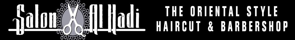 """Logo für Friseursalon """"Salon Al Hadi"""""""